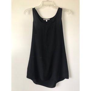 Little black dress LBD size S mini dress floaty